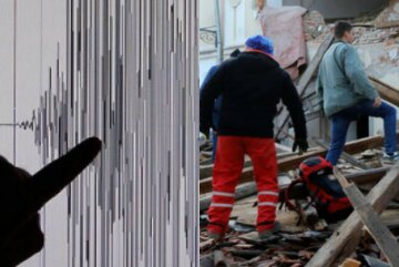 """Мощное землетрясение всколыхнуло страну, украинцев предупредили об опасности: """"Люди, которые находятся..."""""""