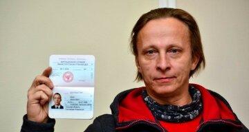 Известный российский актер стал «ДНРовцем» (фото)