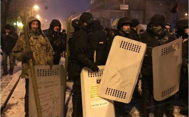 митинг протест бунт