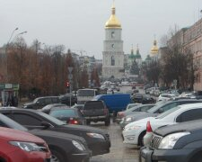 парковка, киев