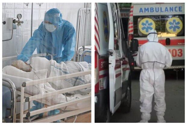 """Катастрофическая ситуация в больницах Одессы, врачи кричат скорой: """"Мест нет, что делать?"""""""