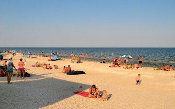 пляж, море, отпуск, лето