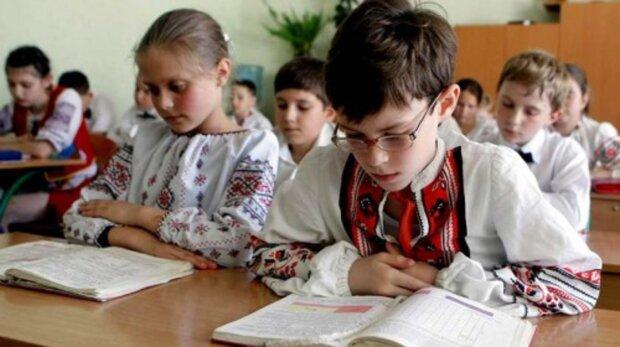 школа, школяр, українська мова
