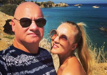 """Дружина Кошового з """"Квартал 95"""" дала українцям привід для заздрості, показавши сімейні фото: """"Як же йому пощастило"""""""