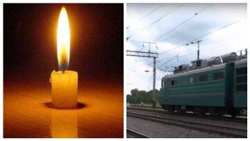 """Трагедия на железной дороге, очевидцы рассказали, как погиб подросток: """"Шел взять коту корм и..."""""""
