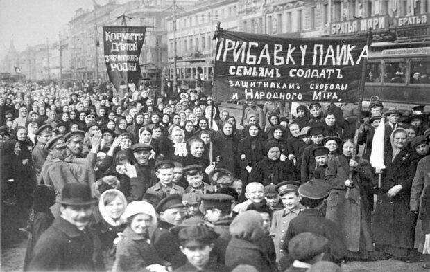 Февральская революция: как это было (видео)