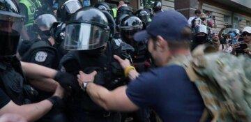 Беспорядки на суде по Стерненко были спланированной провокацией - СМИ