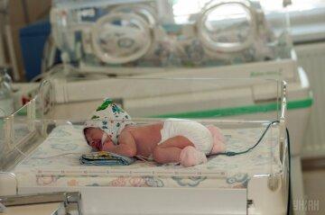 младенец новорожденный ребенок