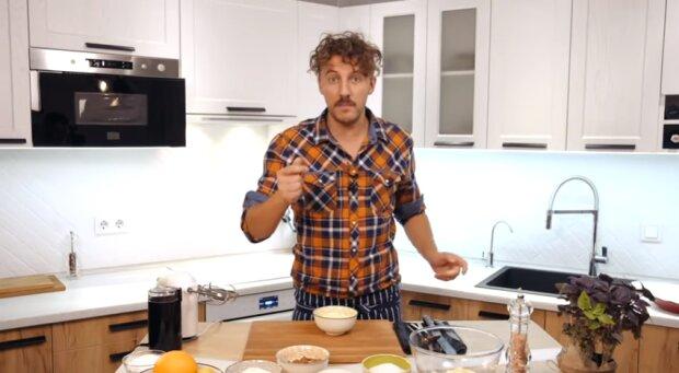 """Победитель """"Мастер Шеф"""" Клопотенко поделился оригинальным рецептом абрикосового пирога: «Вы гений!»"""
