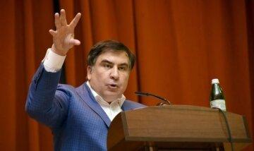 Саакашвілі готується вступити в сутичку з президентом-боягузом, заявивши про участь у виборах