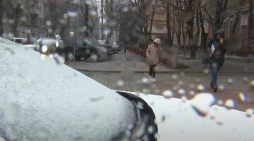Сильні снігопади насуваються на Київ: детальний прогноз погоди в столиці