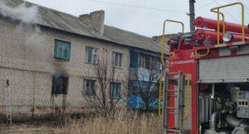 Біда трапилася з харків'янином через обігрівач, фото: сусіди кинулися рятувати