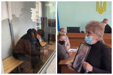 """""""Я хочу, щоб ці очі ти бачив до кінця життя"""": мати загиблого волонтера звернулася до винуватця ДТП в Одесі"""