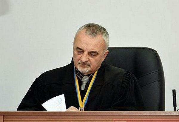 Олег Линник судья