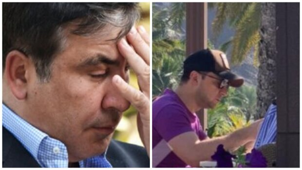 "Елена Зеленская свозила мужа на курорт, не сдержался даже Саакашвили: ""Я в отличие от Зеленского..."""