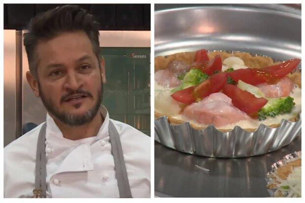 """Судья """"Мастер Шеф"""" Хименес-Браво поделился рецептом вкуснейшего пирога: """"Пальчики оближешь"""""""