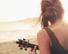 певица гитара женщина
