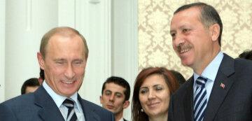 путин эрдоган россия рф турция