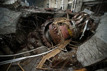 Топ-5 трагедий на украинских шахтах