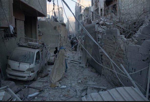 Число жертв теракта под Дамаском достигло 60 человек, ответственность взяли на себя боевики ИГИЛ