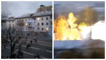 """Взрывы и стрельба на Майдане в Минске, ситуация резко приняла новый оборот: """"С 26 октября..."""""""