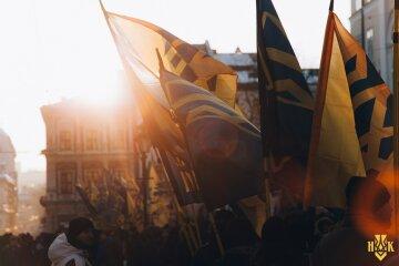 В Нацкорпусе анонсировали марш в Одессе