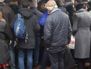 """В метро Харькова обратились к пассажирам: """"Поскольку мы оказались в красной зоне..."""""""
