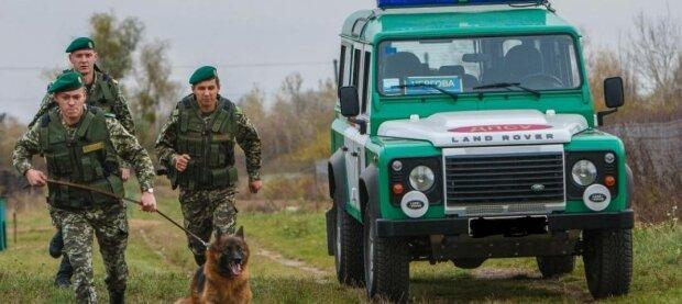 Украина граница