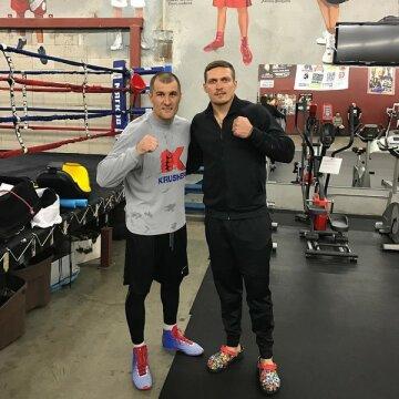 Російський боксер рівняється на Усика