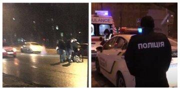 Микроавтобус сбил человека на «переходе смерти» в Харькове, фото: жители сообщили подробности