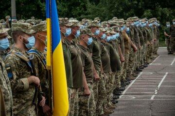 """Легендарная бригада вернулась после 7 месяцев боев на Донбассе, кадры: """"потеряли 9 бойцов"""""""