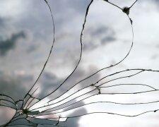 разбитое зеркало