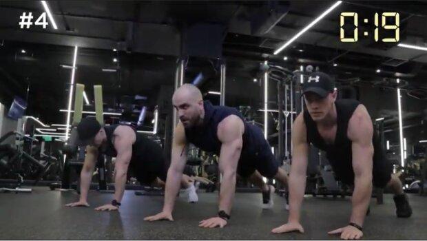 Тренер Насті Каменських показав, як українцям тримати себе у формі на карантині: «Займе всього 15 хвилин»