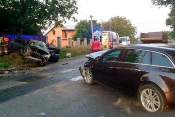 Таможенник устроил трагическое ДТП на украинской трассе и сбежал: в полиции показали фото