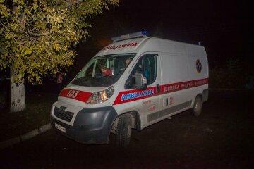 Медики спасались бегством: на Харьковщине скорая попала под обстрел