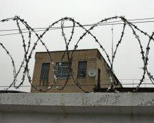 колючая проволока ограждение граница забор