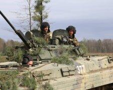 танк, Донбасс, ВСУ