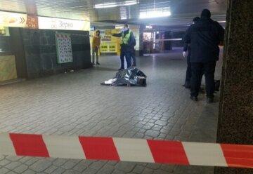 """Затриманий підозрюваний у вбивстві на Майдані, фото: """"Прямо в переході..."""""""