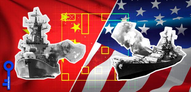 Китай США Третья Мировая Война