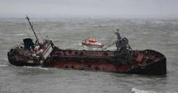 танкер Делфи