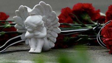 свеча похороны траур