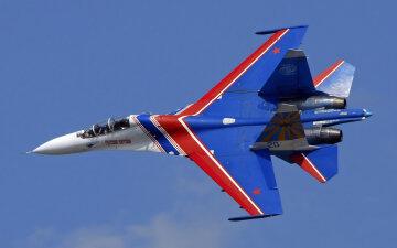 истребитель россии военный самолет авиа