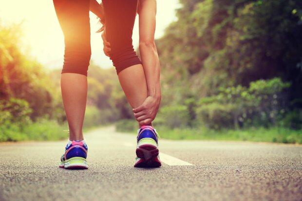 колени, ноги, суставы, бег, спортсмены