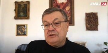 Костянтин Грищенко, фото: скріншот You Tube