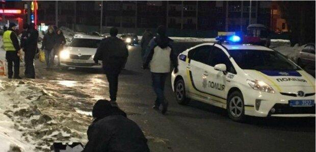 полиция, драка, задержание