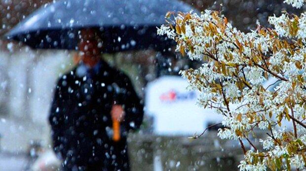 Погода в Украине резко изменится: холод, грозы и не только