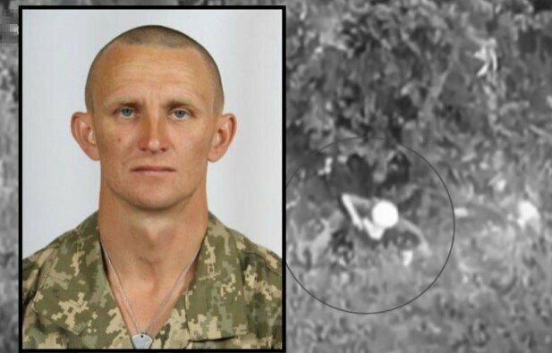 Викликався сам і йшов першим: з'явилися нові подробиці про полеглого на Донбасі морпіха