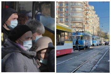 В центре Одессы парализовано движение общественного транспорта: кадры коллапса