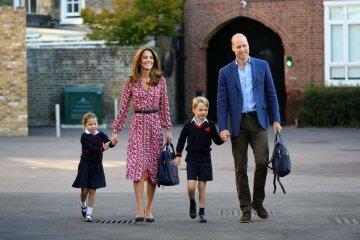 кейт мидлтон, королевская семья