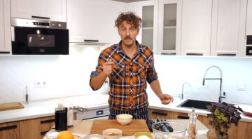 """Переможець """"Майстер Шеф"""" Клопотенко поділився оригінальним рецептом абрикосового пирога: «Ви геній!»"""